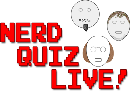 Nerd Quiz Live podcast